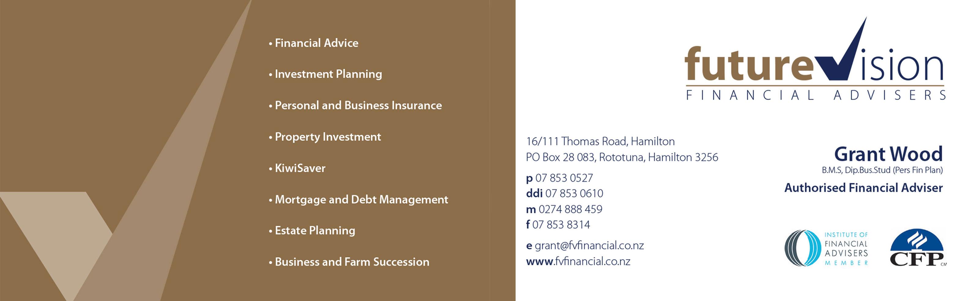 Future Vision Financial Advisors